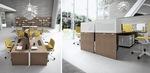 комфортни офис мебели по проект изискани