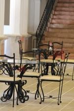 мебели от ковано желязо по каталог